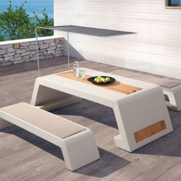 Outdoor Dining Set - Emperor