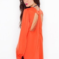 Rio Cutout Blouse in  Clothes at Nasty Gal