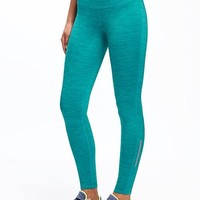 Go-Warm Reflective Running Tights for Women | Old Navy