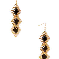 FOREVER 21 Deco Dangle Earrings