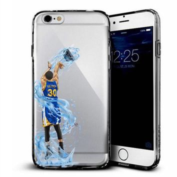 NBA basketball star phone case for iphone 5 5s 5se 6 7 plus hard shell Lebron james ha