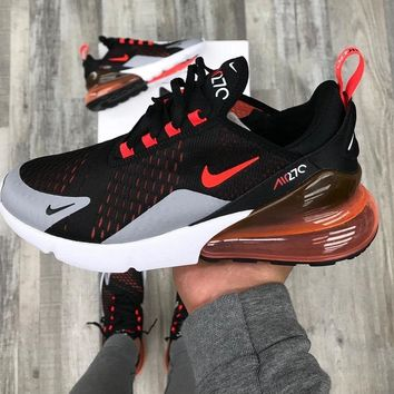 Nike Air Max 270 Mesh comfortable running shoes