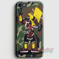 Bart Simpson Dab iPhone 7 Case | casefantasy