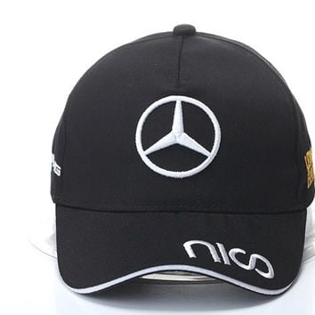 Mercedes Benz Nico Dad Hat
