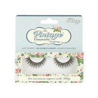 Kitty False Eyelashes - Easy To Apply False Strip Lashes