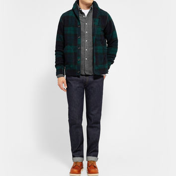 Beams Plus - Button-Down Collar Cotton-Flannel Shirt | MR PORTER