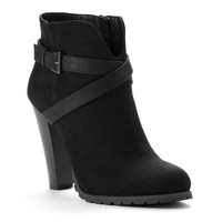 Too Levy High Heel Dress Boots
