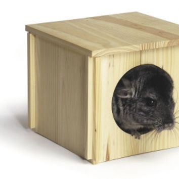 Super Pet Chinchilla Chin Hut Hideout