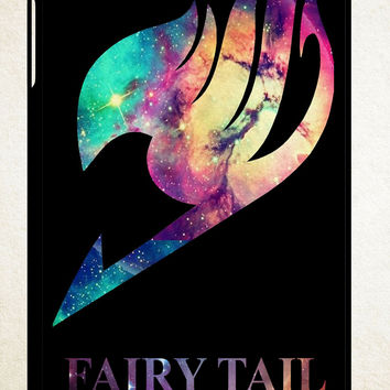 Fairy Tail Logo Galaxy Space Z0172 iPad 2 3 4, iPad Mini 1 2 3, iPad Air 1 2 , Galaxy Tab 1 2 3, Galaxy Note 8.0 Cases