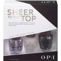 Sheer To The Top! Top Coat Kit