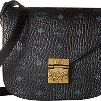 MCM Women's Mini Patricia Saddle Bag bag shoulder bag Messenger bag  canada goose men bomber
