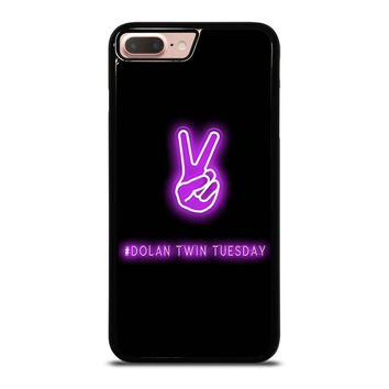 DOLAN TWIN TUESDAY iPhone 8 Plus Case Cover