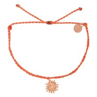 Rose Gold Sun Coral