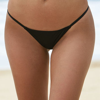 LA Hearts Cheeky Bikini Bottom at PacSun.com