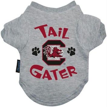 auguau South Carolina Gamecocks Tail Gater Tee Shirt