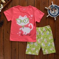 Winter Children Cotton Sleeve Home Set [6324915076]