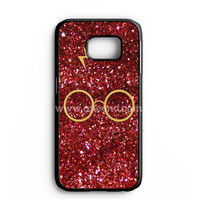 Harry Potter Face Vexel Art Samsung Galaxy Note 7 Case | aneend
