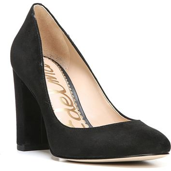 Sam Edelman Sampson Block Heel Pump (Women) | Nordstrom
