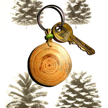 Keychain Personalized Keychain Key Chain. Monogram Keychain Custom Keychain. Wood Keychain Pine Tree Wood. Couple Keychains. Wooden Keychain