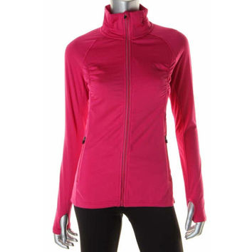 RBX Womens Arctic Barrier Zip Front Athletic Jacket