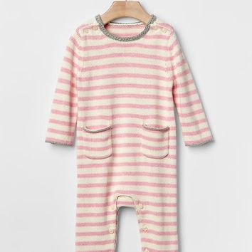 Gap Baby Stripe Pocket One Piece