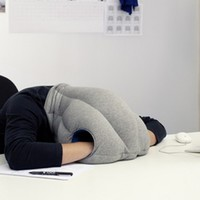 Napping Pillow by Ostrich Pillow
