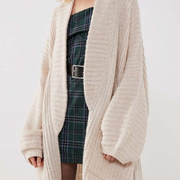 BDG Jesse Oversized Cardigan | Urban Outfitters