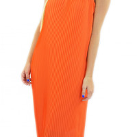 BCBGeneration | pleated dress