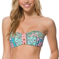 MAAJI MILKSHAKE KEY REVERSIBLE BANDEAU TOP