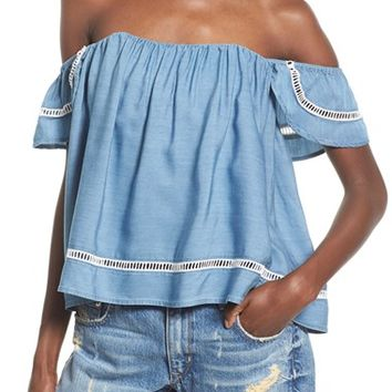 Lovers + Friends 'Life's a Beach' Off the Shoulder Top | Nordstrom