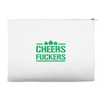 cheers fckers Accessory Pouches