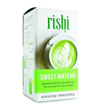 Rishi Tea Sweet Matcha Powder