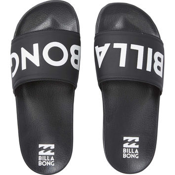 Billabong - Legacy Sandal | Off Black