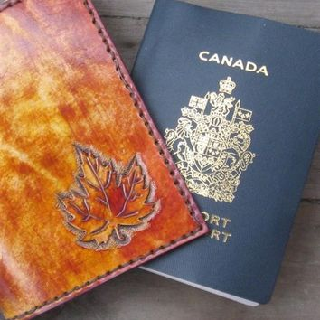 Passport Cover by shootfromcanada on Etsy