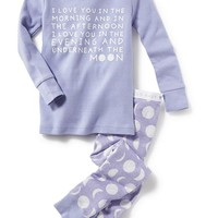 Old Navy Graphic Sleep Set For Baby