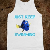 Just Keep Swimming (Finding Nemo) - Twins