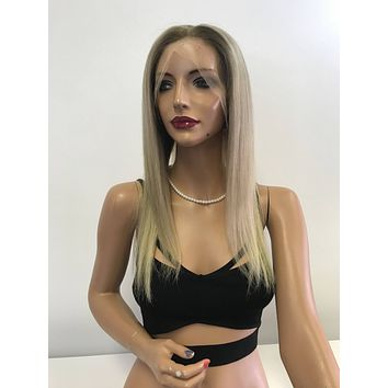 Blond Full Lace Wig -Madeline