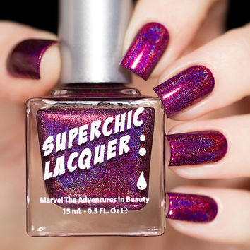 SuperChic Wake Me Up Nail Polish