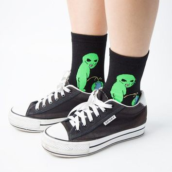FUNNY KAWAII CARTOON SOCKS