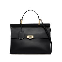 Balenciaga Le Dix Zip Cartable - Top handle bag