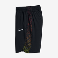 The Nike Elite Big Kids' (Boys') Basketball Shorts (XS-XL).