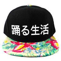 Dansu Snapback Hat in Hawaii
