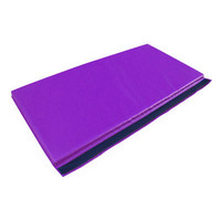 2x4 Purple Sectional Gymnastics Mat | Nimble Sports