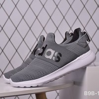 ADIDAS NEO CLOUDFOAM CLIMACOOL Couple Casual Shoes F-CSXY grey