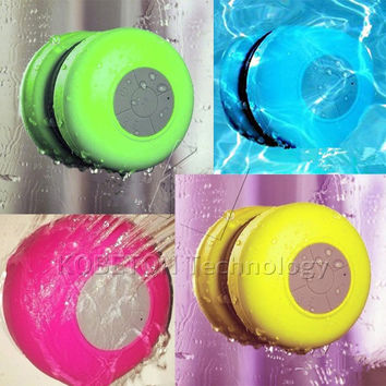 NEW Bluetooth Mini Subwoofer Wireless Portable Waterproof Bluetooth Speaker Shower Audio Receiver For all Phones