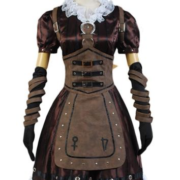 Alice Madness Returns Platform Video Game Alice Stream Halloween Cosplay Costume For Adult Women