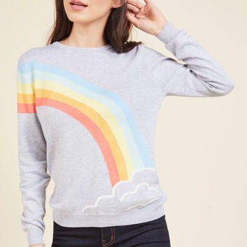 Keep Under Color Sweater | Mod Retro Vintage Sweaters | ModCloth.com