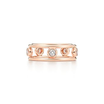 Tiffany & Co. - Elsa Peretti®:Diamonds by the Yard®Ring