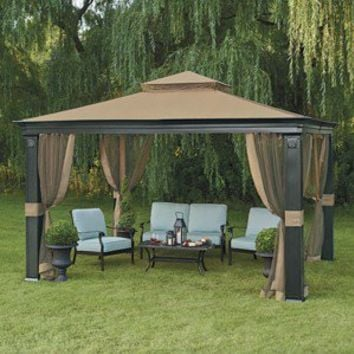 Threshold™ Tivering 10' x 12' Gazebo