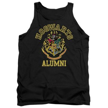 Harry Potter - Hogwarts Alumni Adult Tank Top Officially Licensed Apparel